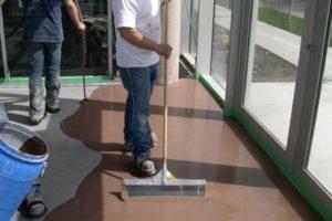 Põrandatööd, Aluspõrandate tasandus